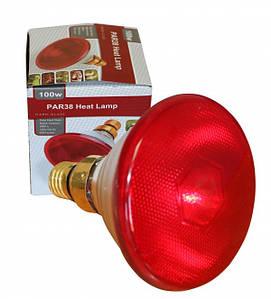 Лампа инфракрасная для обогрева  PAR38 175W