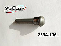 ОРИГІНАЛ Заклепка ротаційного колеса ротаційної борони-мотики Yetter (USA)  2534-106