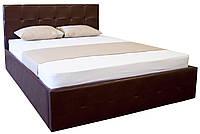 Кровать Адель Двуспальная с механизмом подъема TM Melbi