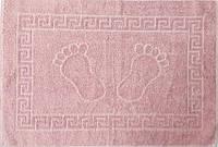 Полотенце махровое для ног лиловое (Турция)