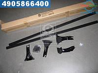 ⭐⭐⭐⭐⭐ Багажник на крышу, универсальный , стальной, 122см., ВАЗ08-09, Таврия  CP-777-48