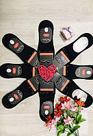 Следы - подследники мужские с силиконовыми тормозами ароматизированные Pier Cardin размер 40-45