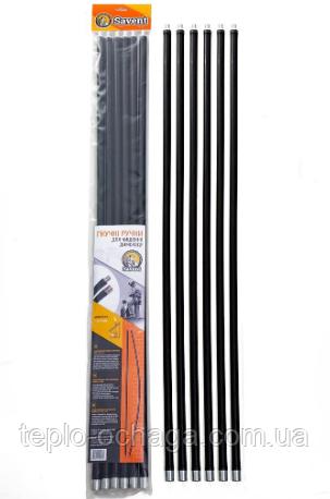 ручка для чистки дымохода