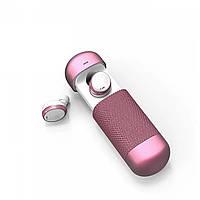 Гарнитура Bluetooth TWS 206 Розовые