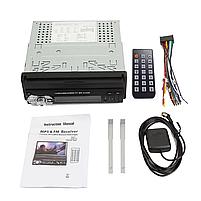 Автомобильная магнитола Pioneer 9601G с автоматически выдвижным экраном 1DIN GPS навигатор на Windows, фото 7