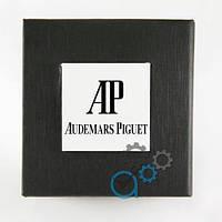 Коробочка для часов с белым квадратом с логотипом Audemars Piguet