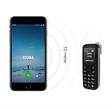 Мини Мобильный Телефон GTSTAR BM30 Black Чёрный (Черный), фото 4