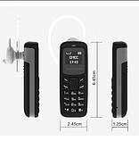 Мини Мобильный Телефон GTSTAR BM30 Black Чёрный (Черный), фото 5