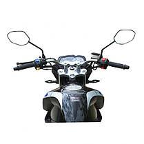 Мотоцикл SPARK SP200R–28, 200 куб. см, двомісний дорожній, фото 3