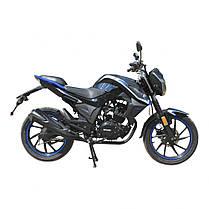 Мотоцикл SPARK SP200R–28, 200 куб. см, двомісний дорожній, фото 2