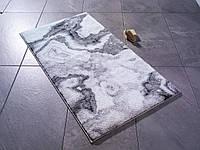 Коврик для ванной Confetti  Marble gri