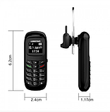 Мини Мобильный Телефон GTSTAR BM70 White Белый, фото 4