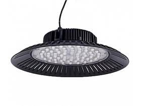 Светодиодный светильник металлический (highbay) IP65 100W  300х160мм (LHB-100C 6500K)