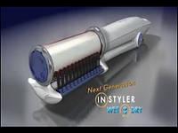 Инстайлер для волос Instyler wet 2 dry