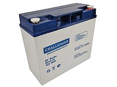 Аккумулятор для электроскутеров, инвалидных колясок, электровелосипедов EV12-18 (12Вольт, 18Ач).