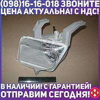 ⭐⭐⭐⭐⭐ Фара противотуманная правая ОПЕЛЬ VECTRA B -99 (производство  TYC)  19-5327-05-2B