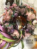 """Вінок на голову """"Цвіт піона"""", фото 5"""