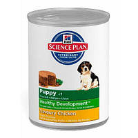Hill's Canine Puppy Курица консерва 370 гр.