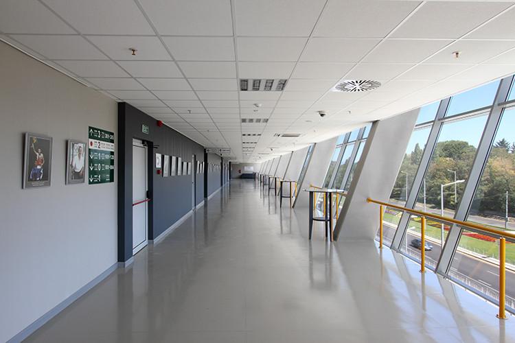 Подвесные акустические потолки AMF (Германия) THERMATEX Thermofon