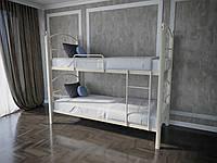 Кровать MELBI Патриция Вуд Двухъярусная 90190 см Бежевый КМ-001-03-9беж, КОД: 1416780