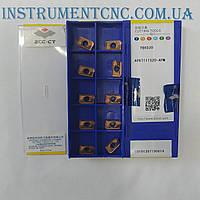Пластины фрезерные односторонние ZCC-CT APKT11T320-APM YB9320