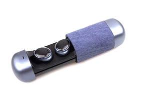 Гарнитура Bluetooth TWS 206 Синие