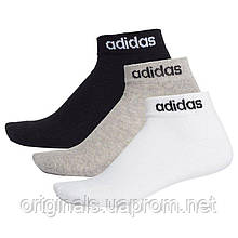 Три пары носков Adidas 3 Packs Ankle Socks FJ7714