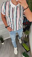 Мужская футболка поло с логотипом