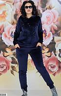 Качественный женский костюм 4 цвета, фото 1