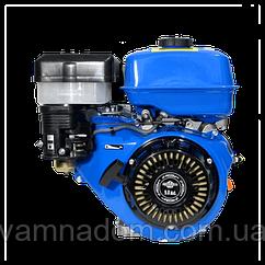 Двигатель бензиновый Беларусь 177F 9,0 л.с. (без шкива)