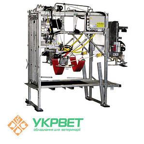 Станок для обработки копыт KVK Hydra Klov 650-SР2 (гидравлическое и электрическое управление)