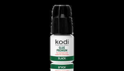 Клей для вій і брів Premium Black, 3г.