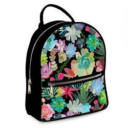 Міський жіночий рюкзак Тропіки (ERK_17A007_BL)