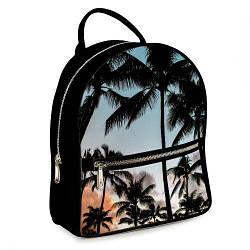 Міський жіночий рюкзак Пальми (ERK_17A026_BL)