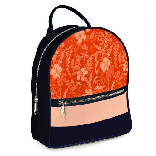 Городской женский рюкзак Полоски (ERK_TRO035_TSI)