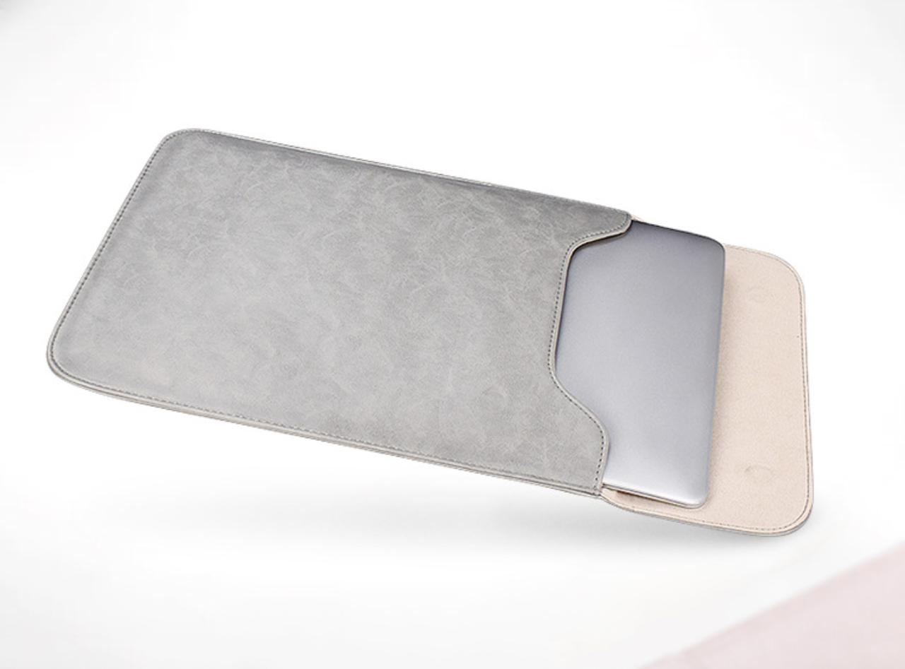 """Чохол-конверт для Macbook Air/Pro 13,3"""" - сірий"""