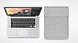 "Чохол-конверт для Macbook Air/Pro 13,3"" - сірий, фото 7"