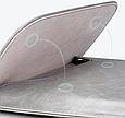 "Чохол-конверт для Macbook Air/Pro 13,3"" - сірий, фото 6"