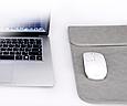 "Чохол-конверт для Macbook Air/Pro 13,3"" - сірий, фото 10"