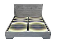 Кровать Марсель 160x200 дуб грей