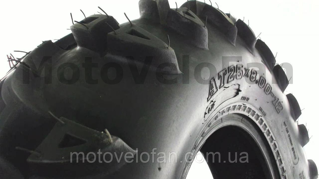 Мотошина ATV   25/8 -12   LDR