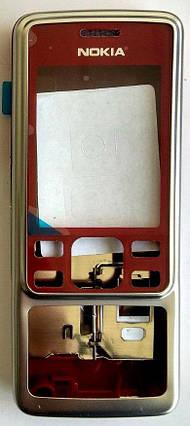 Корпус для Nokia 6300 Red, фото 2
