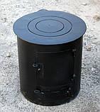Отопительно варочная печь Горяна, фото 5