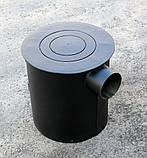 Отопительно варочная печь Горяна, фото 6