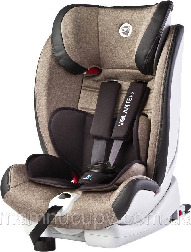 Детское автокресло Caretero VolanteFix Limited Beige 9-36 кг