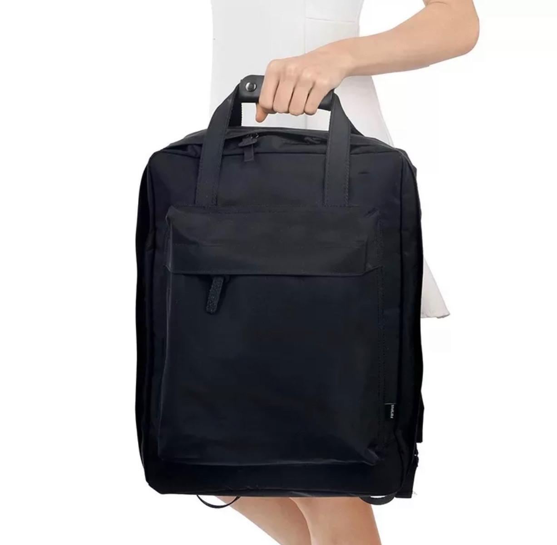 Рюкзак для ручной клади унисекс (черный)