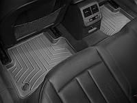 Коврики Audi A4 B9 2015- черные задние   Автоковрики WeatherTech 449072