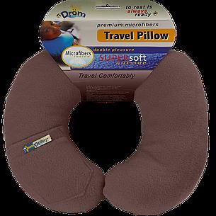 Подушка для путешествий DROM Коричневый (12003), фото 2