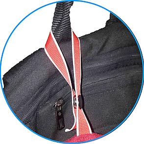 Подушка для путешествий DROM Бордовый (13004), фото 2