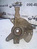 Поворотный кулак передний правый (ступица в сборе) Mazda 323 BJ 1997-2002г.в. без АБС, фото 2